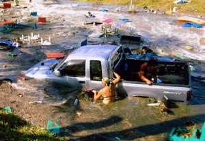 Tsunami Phuket Thailandia