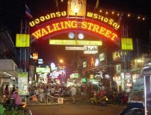 Walkin Street Pattaya