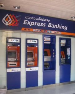 Bancomat Bangkok Bank