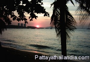 Spiaggia Pattaya