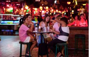 Ragazze di Pattaya