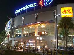 Centro commerciale Carrefour di Pattaya Thailandia