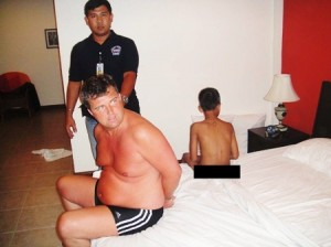 Pedofilia Thailandia fine viaggo del sesso Pattaya