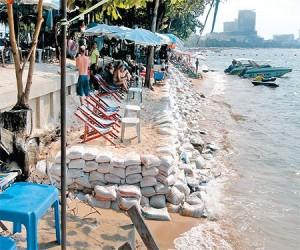 Spiaggia Pattaya Thailandia