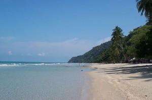 Spiaggie isola Ko Chang - Thailandia
