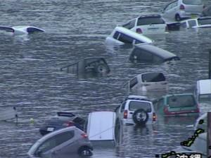 Tsunami  Giappone 2011