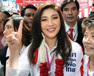 Yingluck Shinawatra 43 anni, manager delle aziende di famiglia ramo telecomunicazioni Thailandia
