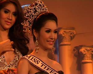 Ladyboy Pattaya (Thailandia) Miss Tiffany Universe 2011