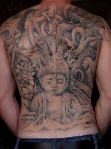 Tatuaggi immagini sacre Thailandia, tatoo da fare a koh Phangan, Phuket, Pattaya