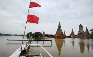 Ayutthaya - Thailandia ottobre 2011