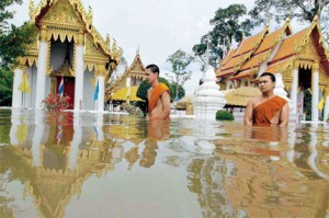 Chai Wattanaram Tempio di Ayutthaya - Thailandia ottobre  2011
