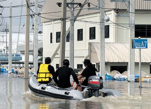 Thailandia-inondazioni