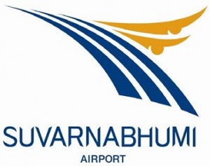 logo bangkok aeroporto suvarnabhumi thailandia