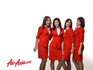 Airasia personale di bordo