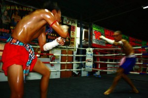 Muay  Boran Thailandia