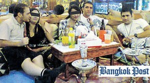 terroristi al bar di pattaya