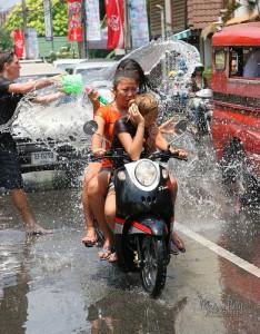 Foto Songkran Festival in Thailandia