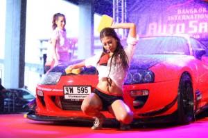 Thailandia: salone internazionale di auto 2012