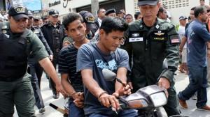 Killer della turista in vacanza in Thailandia