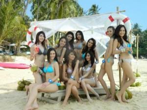 Phuket finaliste Miss Thailandia 2013