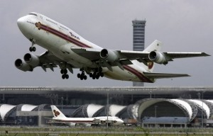 Nuovo aeroporto di Bangkok