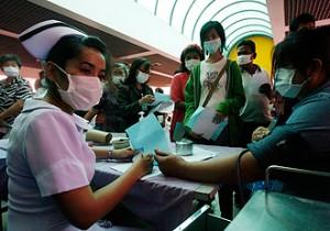 Thailandia, vaccino influenza suina H1N1