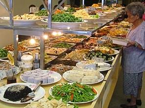 Thailandia cibo vegetariano