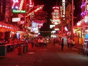 Pattaya di notte