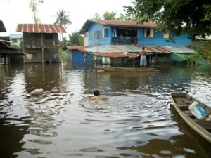 maltempo thailandia nord-est