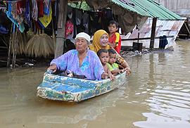alluvione Thailandia 2010