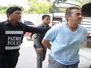Phuket arresto oggi Cavatassi Denis