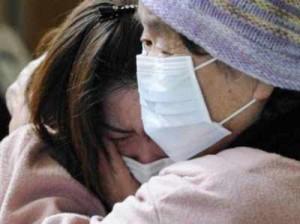 giapponesi sopravissuti Tsunami Giappone 2011