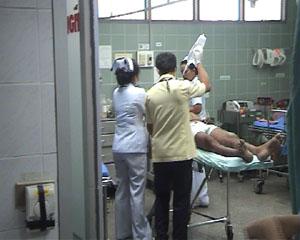 Thailandia 2011: turista indiano all'ospedale di Pattaya