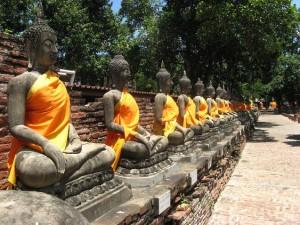 Phra Nakhon Si Ayutthaya è il capoluogo della provincia di Ayutthaya in Thailandia.