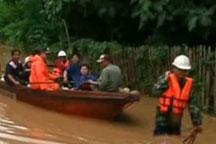 Inondazioni Thailandia agosto 2011