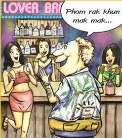 Thailandia: bar con ragazze Pattaya, Phuket e Bangkok