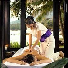 Esempio di massaggio in Thailandia