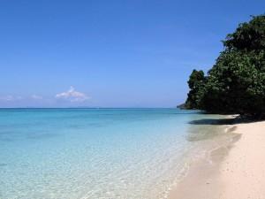 Mare Laem Tong Beach isola di Phi Phi - Thailandia