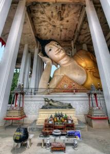 Buddha Hat-Yai - Thailandia