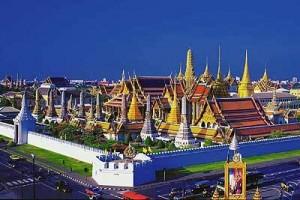 Grand Palace Bangkok Thailandia