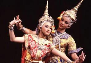 La danza in Thailandia