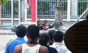 Bombe a Bangkok: iraniano perde le gambe