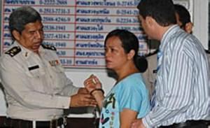 Madre arrestata per sfruttamento della prostituzione minorile in Thailandia
