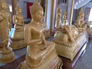 Tempio di Wat Chalong Phuket Thailandia
