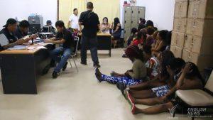 ragazze arrestate a pattaya thailandia