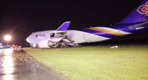 incidente Thai Airways