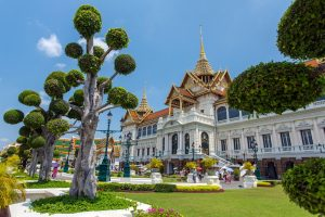 Grand Palace Thailandia
