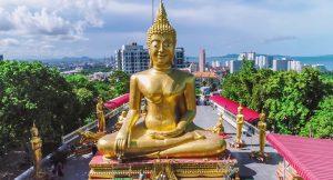 collina di Phra Tamnak
