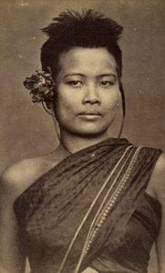 donna thai alta società