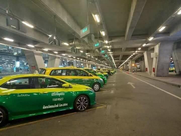 bangkok aeroporto taxi 2020